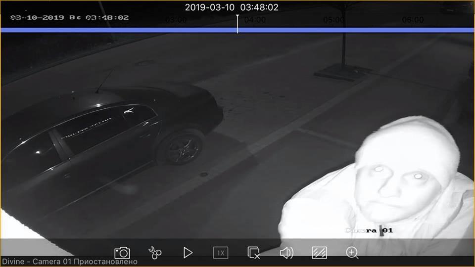 Курйоз дня: в Ужгороді грабіжник вкрав камеру, яка його зафільмувала (ФОТО), фото-1