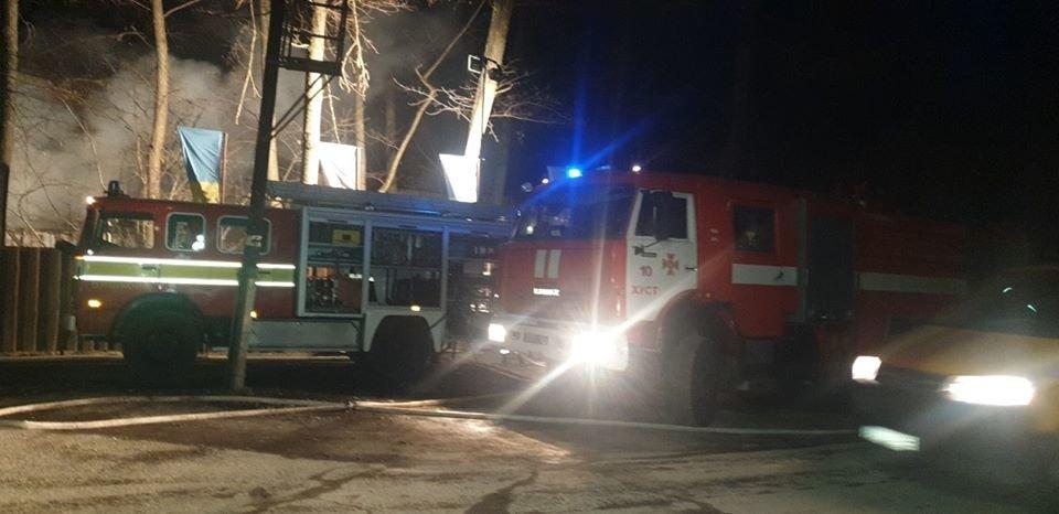 Вогнеборці показали наслідки пожежі у ресторані на території одного із санаторіїв Закарпаття (ФОТО), фото-2