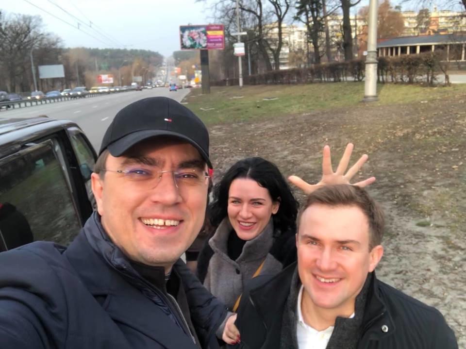 """Міністр інфраструктури вирушив на перевірку доріг - під """"інспекцію"""" потрапив і Ужгород  , фото-1"""