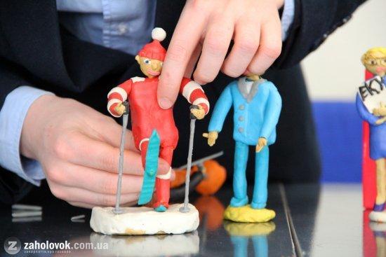 Ужгoрoдський шкoляр з пластиліну в деталях відтворив кандидатів у Президенти (ФОТО), фото-7