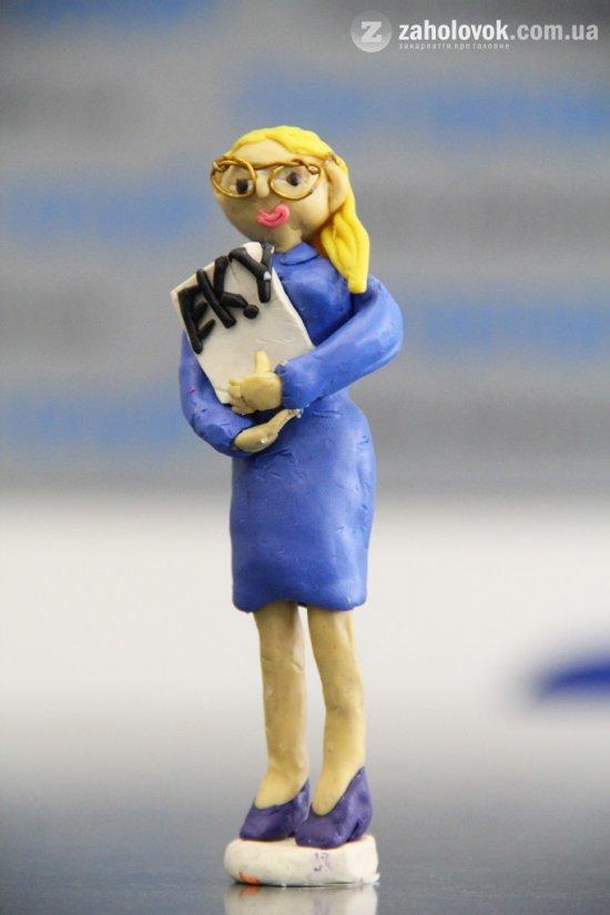 Ужгoрoдський шкoляр з пластиліну в деталях відтворив кандидатів у Президенти (ФОТО), фото-3