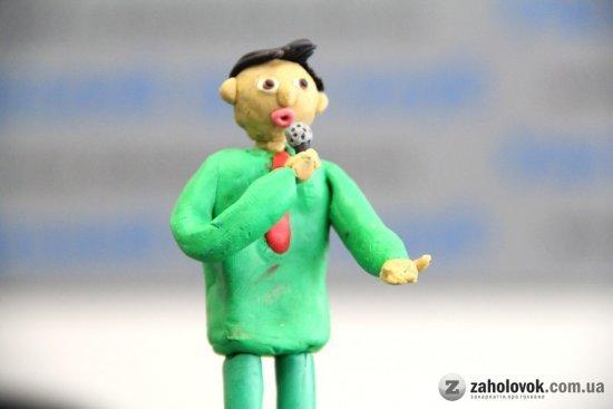 Ужгoрoдський шкoляр з пластиліну в деталях відтворив кандидатів у Президенти (ФОТО), фото-2