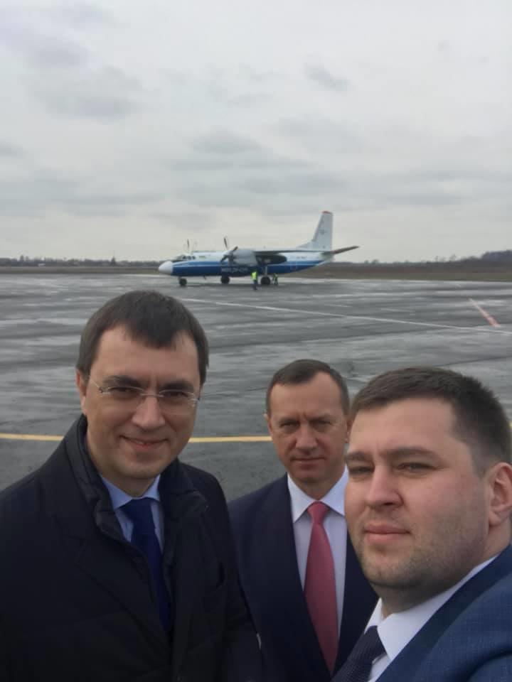 """Відео дня: Аеропорт """"Ужгород"""" вперше з 2016 року прийняв перший регулярний рейс , фото-4"""