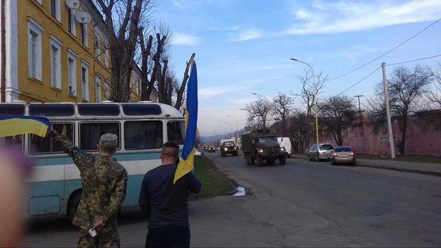 128-ма бригада повернулася на рідне Закарпаття! Плануються урочистості (ФОТО), фото-2