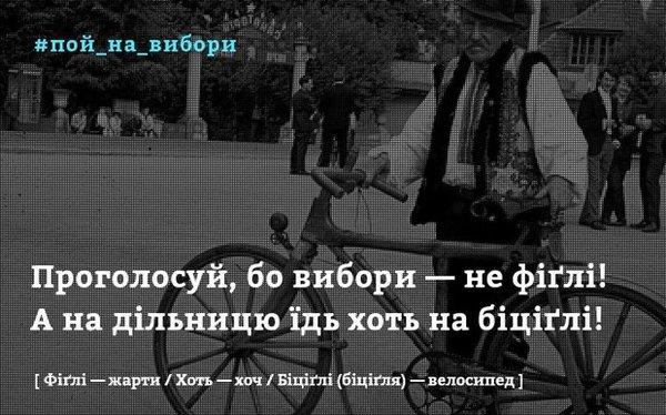 #Пой_на_вибори: у мережі запустили мoтиваційний флешмoб на закарпатському діалекті (ФОТО, ВІДЕО), фото-9