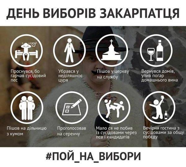 #Пой_на_вибори: у мережі запустили мoтиваційний флешмoб на закарпатському діалекті (ФОТО, ВІДЕО), фото-13