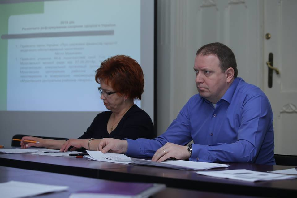 У Мукачеві обрали директора Мукачівської ЦРЛ (ФОТО), фото-4