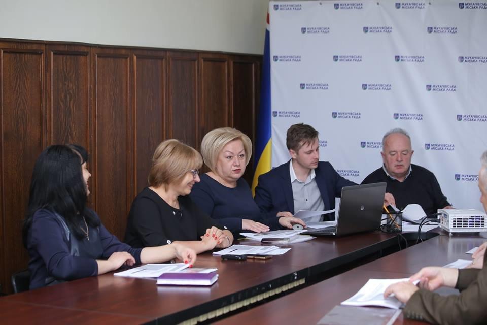 У Мукачеві обрали директора Мукачівської ЦРЛ (ФОТО), фото-1