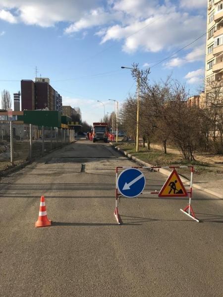 В Ужгороді розпочали ямковий ремонт доріг (ФОТО, ВІДЕО), фото-3
