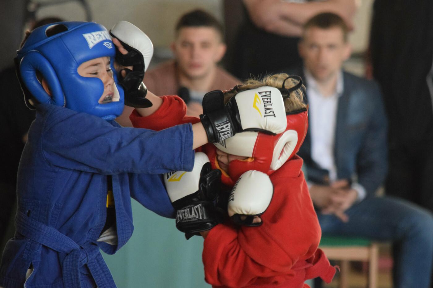 В Ужгороді відбувся відкритий чемпіонат міста з бойового самбо (ФОТО), фото-4