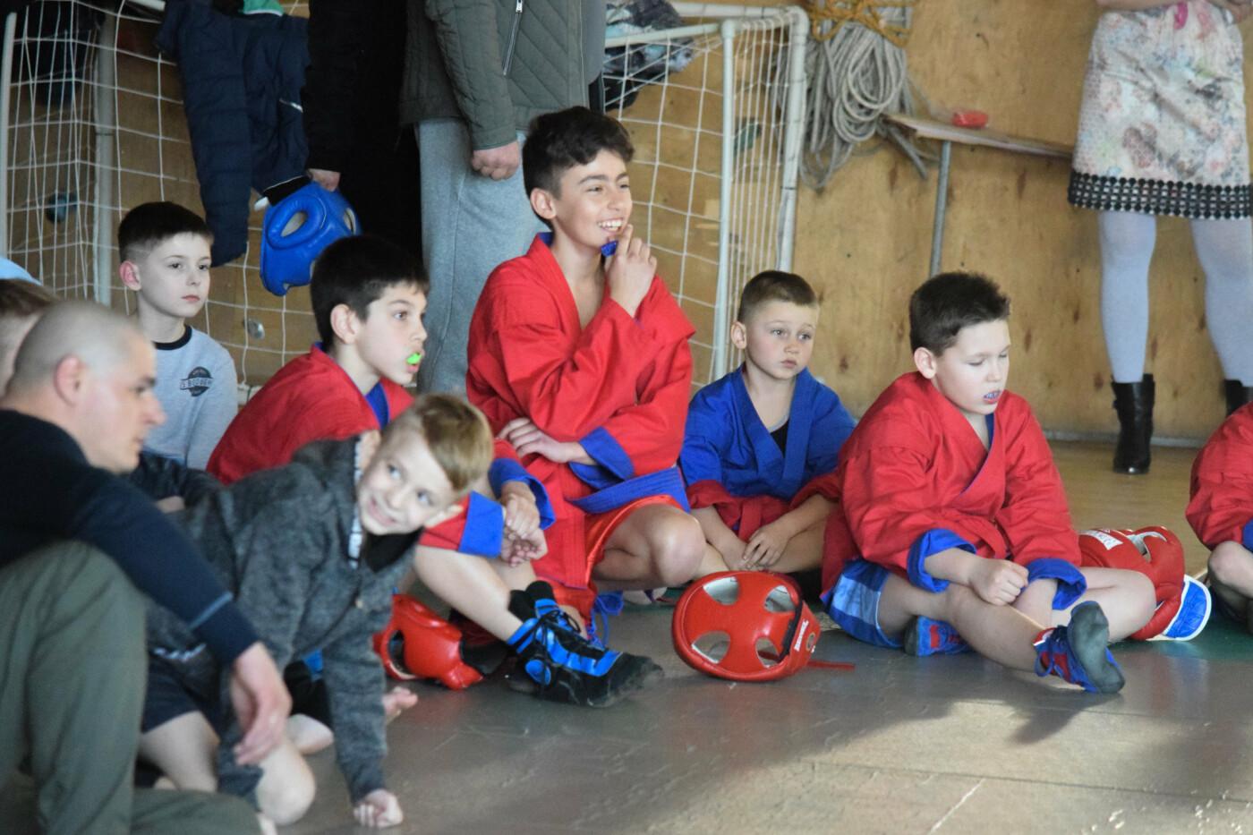 В Ужгороді відбувся відкритий чемпіонат міста з бойового самбо (ФОТО), фото-5
