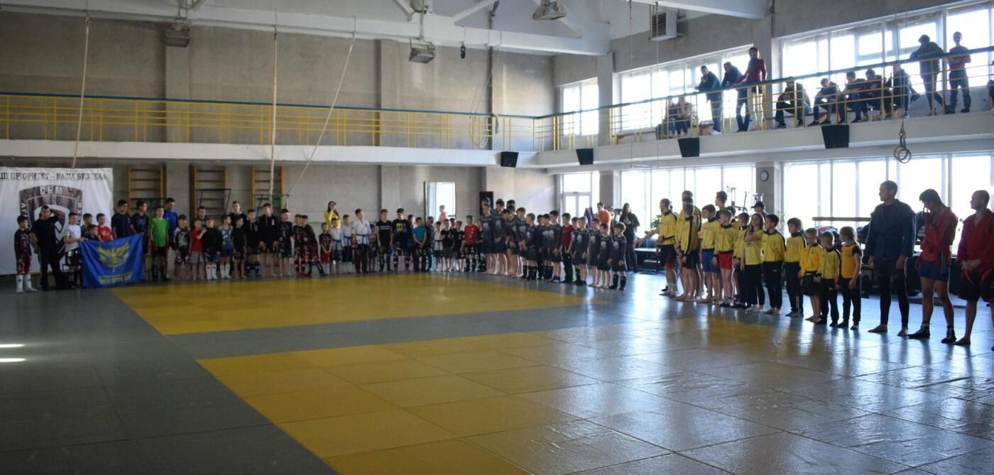 В Ужгороді відбувся відкритий чемпіонат міста з бойового самбо (ФОТО), фото-8