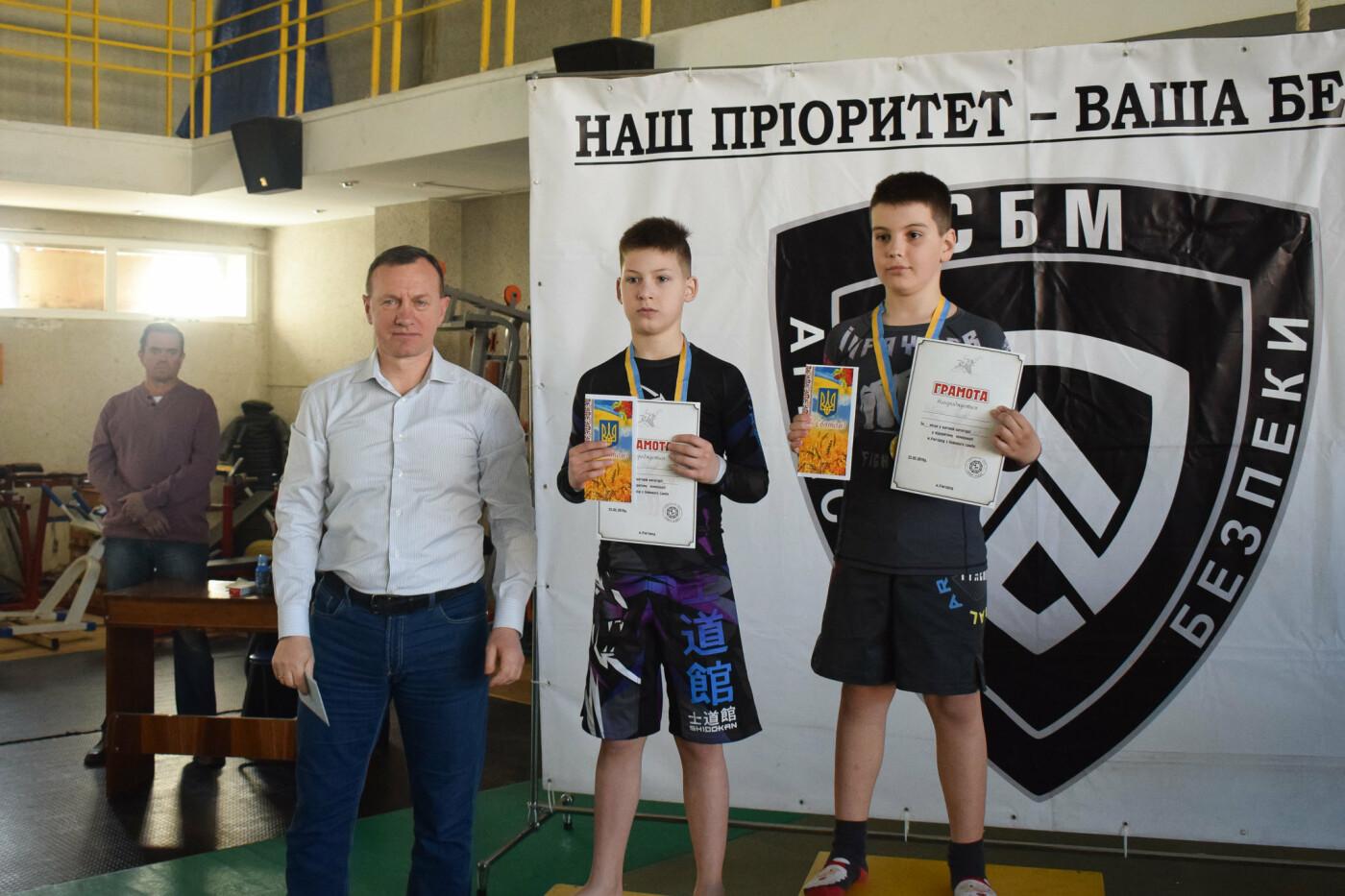 В Ужгороді відбувся відкритий чемпіонат міста з бойового самбо (ФОТО), фото-12