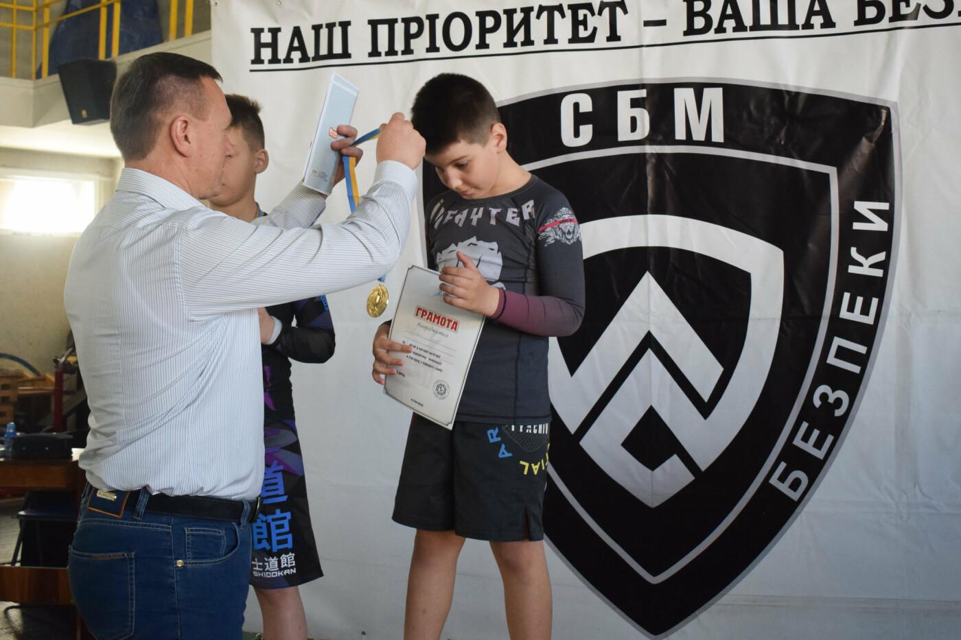 В Ужгороді відбувся відкритий чемпіонат міста з бойового самбо (ФОТО), фото-13