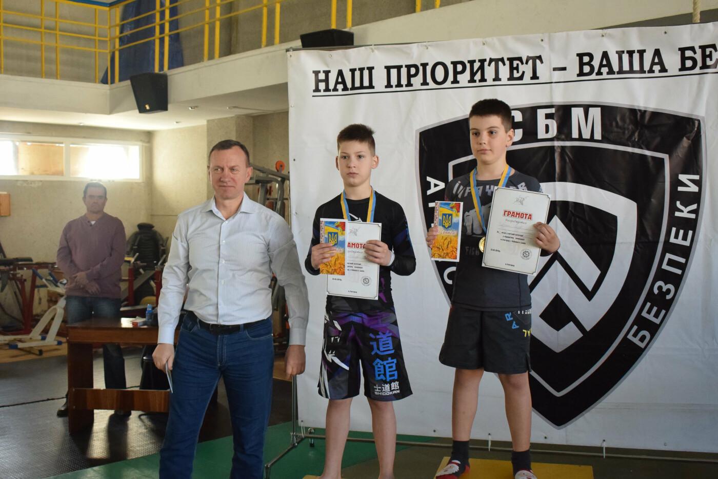 В Ужгороді відбувся відкритий чемпіонат міста з бойового самбо (ФОТО), фото-14