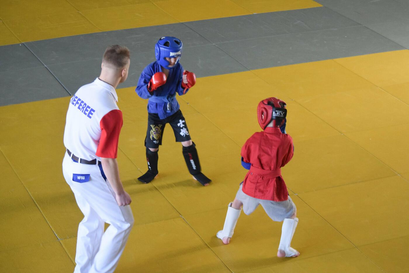 В Ужгороді відбувся відкритий чемпіонат міста з бойового самбо (ФОТО), фото-2