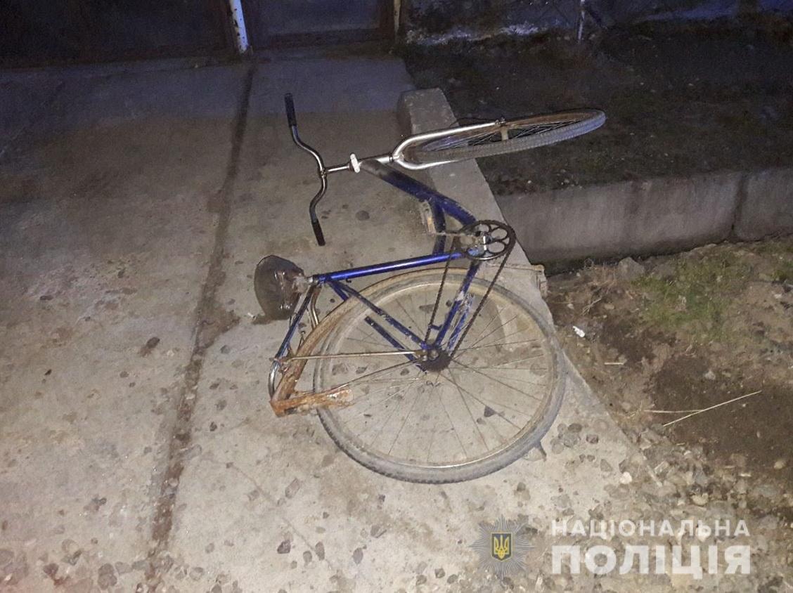 На Закарпатті водій наїхав на велосипедистку і втік з місця події  (ФОТО), фото-1