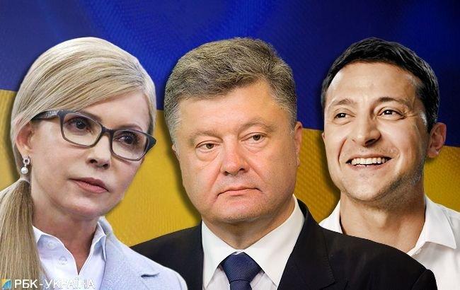 У них усіх є вaди: в Європі занепокоєні трійкою лідерів президентських перегонів в Укрaїні, фото-1