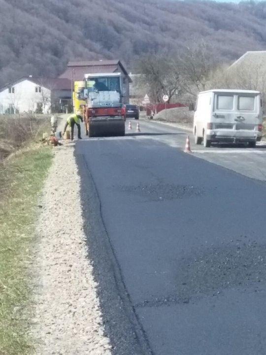На обласній дорозі, яка об'єднує три райони Закарпаття, продовжили капітальний ремонт (ФОТО), фото-2