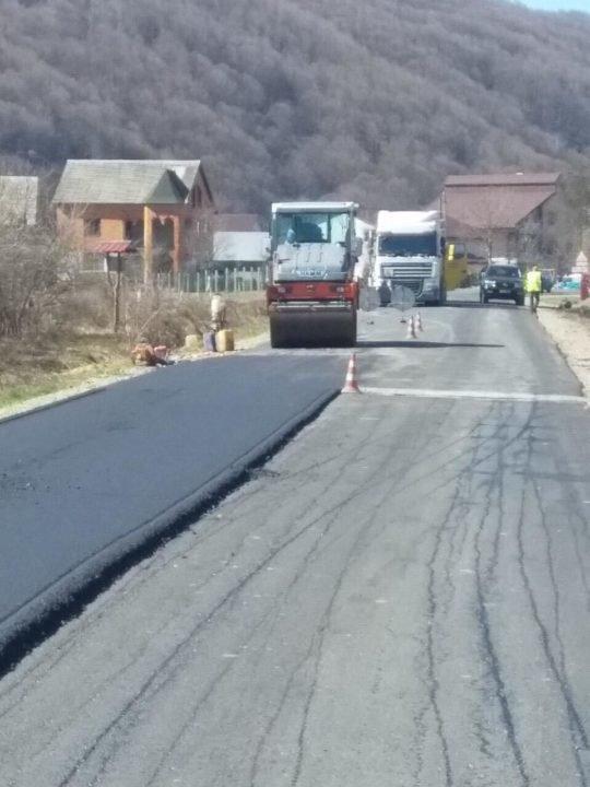 На обласній дорозі, яка об'єднує три райони Закарпаття, продовжили капітальний ремонт (ФОТО), фото-3