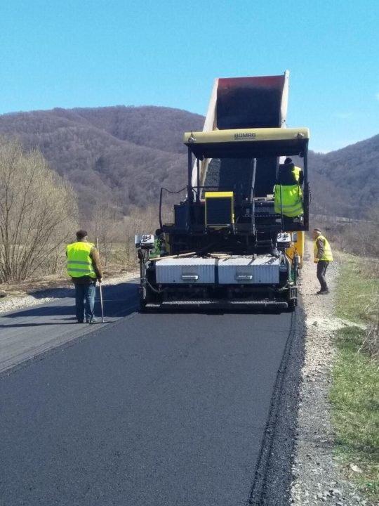 На обласній дорозі, яка об'єднує три райони Закарпаття, продовжили капітальний ремонт (ФОТО), фото-4