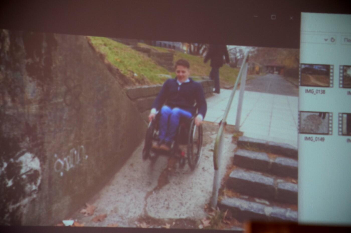 В Ужгороді будуть покращувати умови доступності для людей з інвалідністю, фото-3