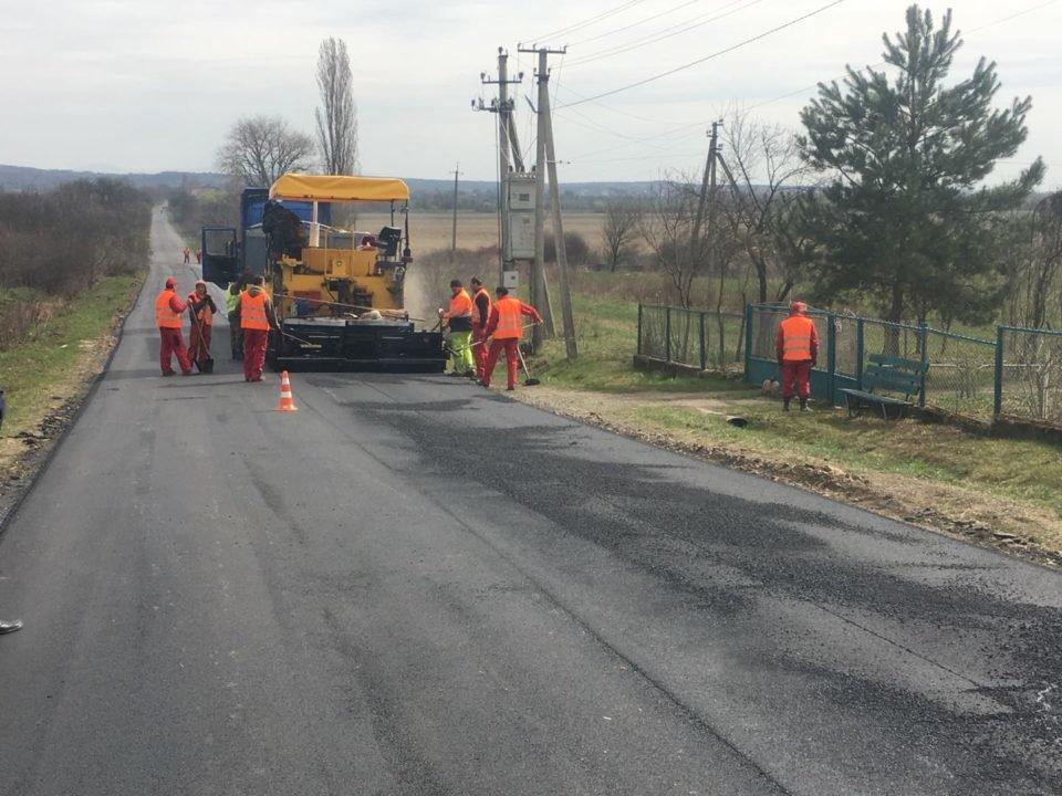 На дорозі «Підгoрб – Дубрівка» на Ужгородщині розпочався капітальний ремонт (ФОТО), фото-1