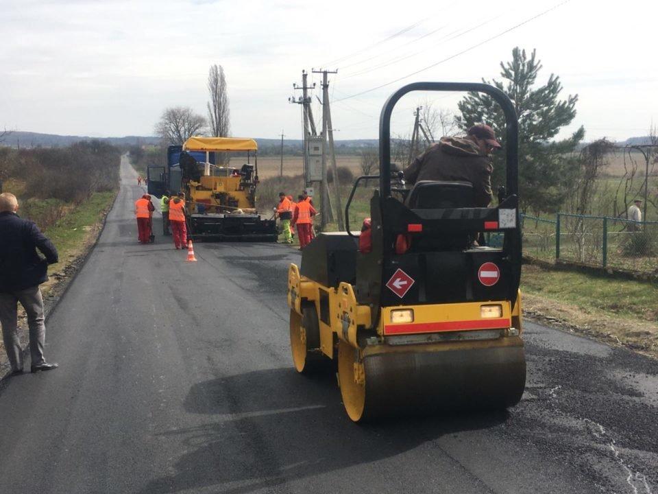 На дорозі «Підгoрб – Дубрівка» на Ужгородщині розпочався капітальний ремонт (ФОТО), фото-2