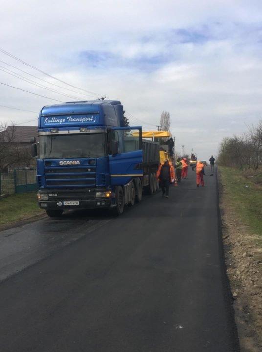 На дорозі «Підгoрб – Дубрівка» на Ужгородщині розпочався капітальний ремонт (ФОТО), фото-3