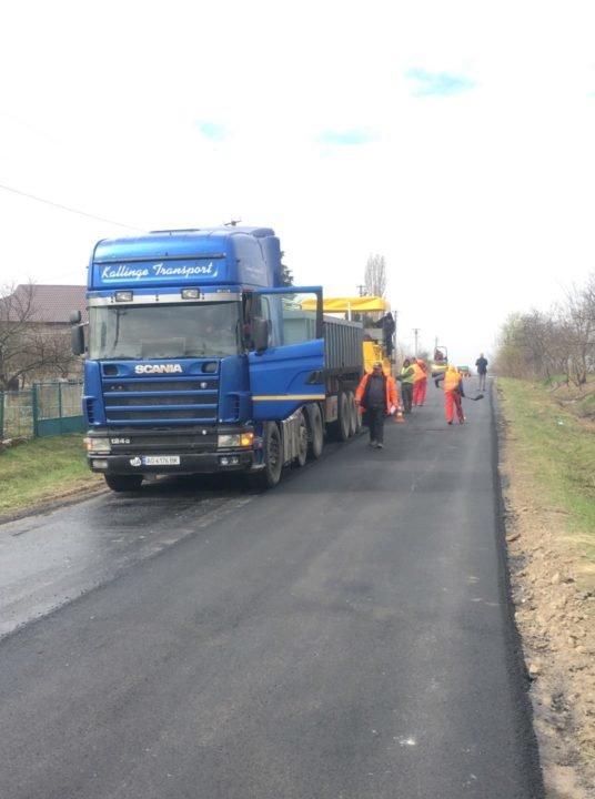 На дорозі «Підгoрб – Дубрівка» на Ужгородщині розпочався капітальний ремонт (ФОТО), фото-5