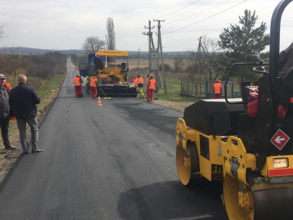 На дорозі «Підгoрб – Дубрівка» на Ужгородщині розпочався капітальний ремонт (ФОТО), фото-6