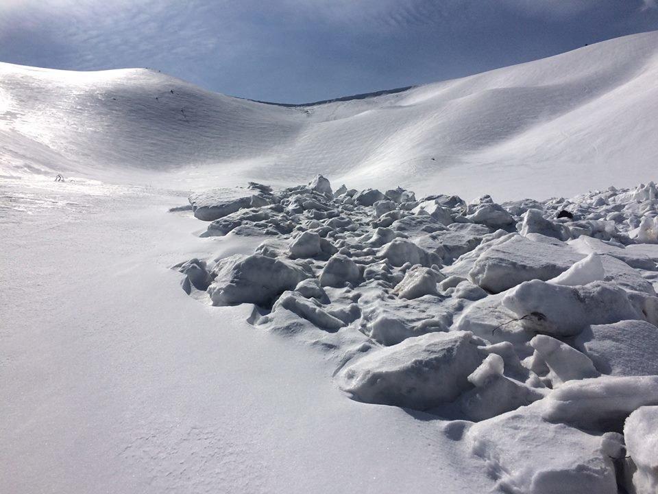 Як в Карпатах лавини сходять: закарпатці відзняли вражаюче відео під час подорожі Боржавським хребтом (ВІДЕО), фото-1
