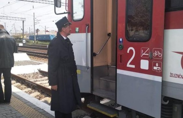 На Закарпаття прибуває перший поїзд з Кошице, фото-3