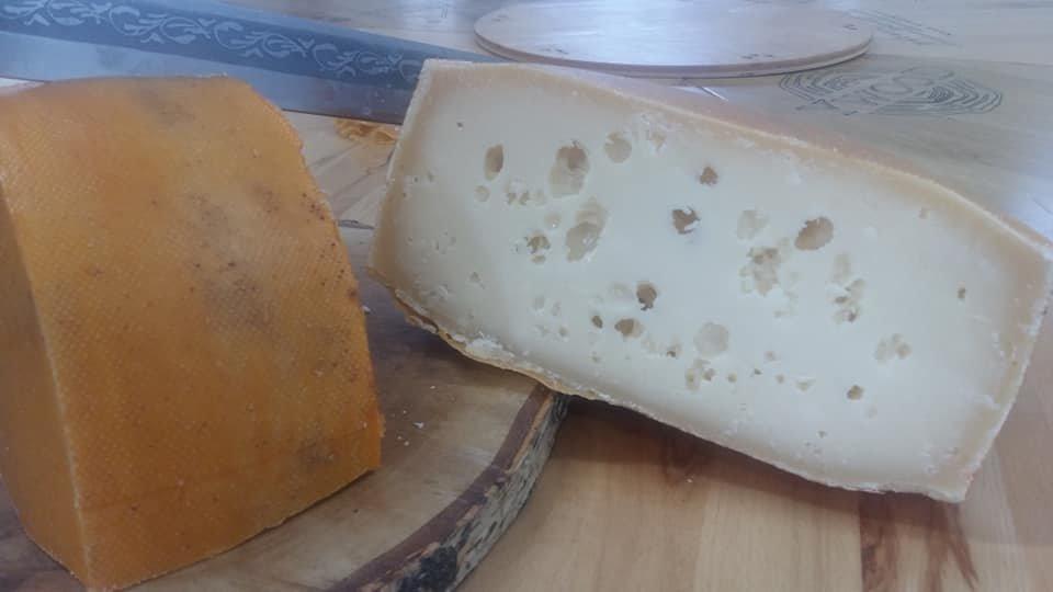 Гастровибух: Закарпатські сировари презентували новий вид сиру (ФОТО), фото-5