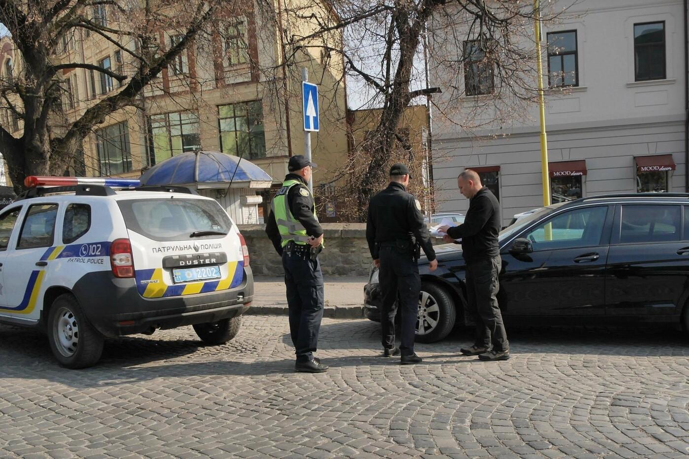 В Ужгороді будуть штрафувати водіїв за порушення правил паркування навіть без їх пристуності (ФОТО), фото-2