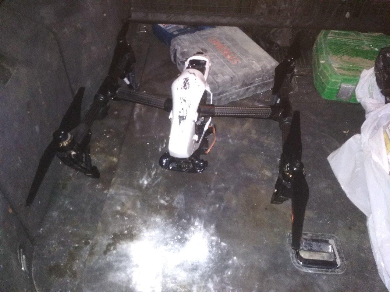 Біля Ужгороду затримали чоловіків з квадрокоптером. В авто також знайшли 14 блоків цигарок (ВІДЕО), фото-2