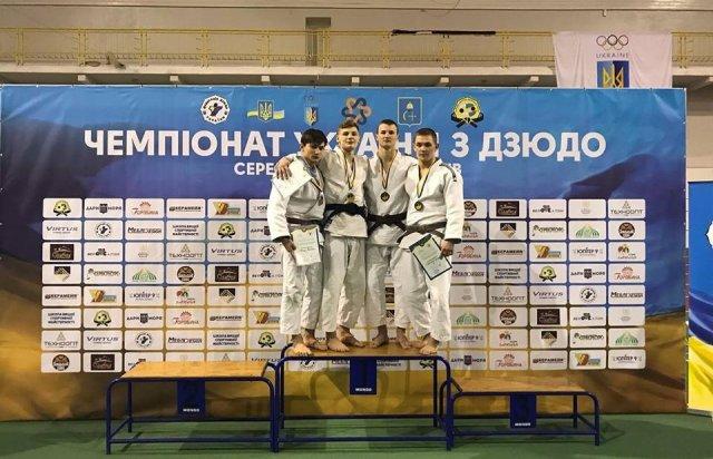 Ужгородець Лев Смагін привіз два золота із двох Чемпіонатів із дзюдо (ФОТО,ВІДЕО), фото-5
