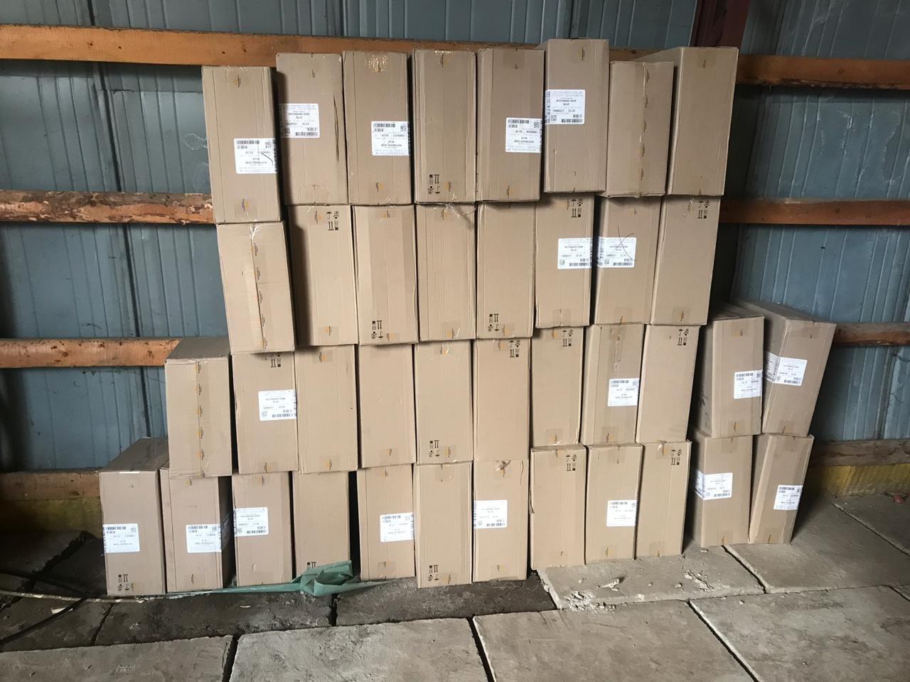 Російська контрабанда: на кордоні Закарпаття у плитах ДСП знайшли цигарки на майже 6 млн гривень (ФОТО, ВІДЕО), фото-8