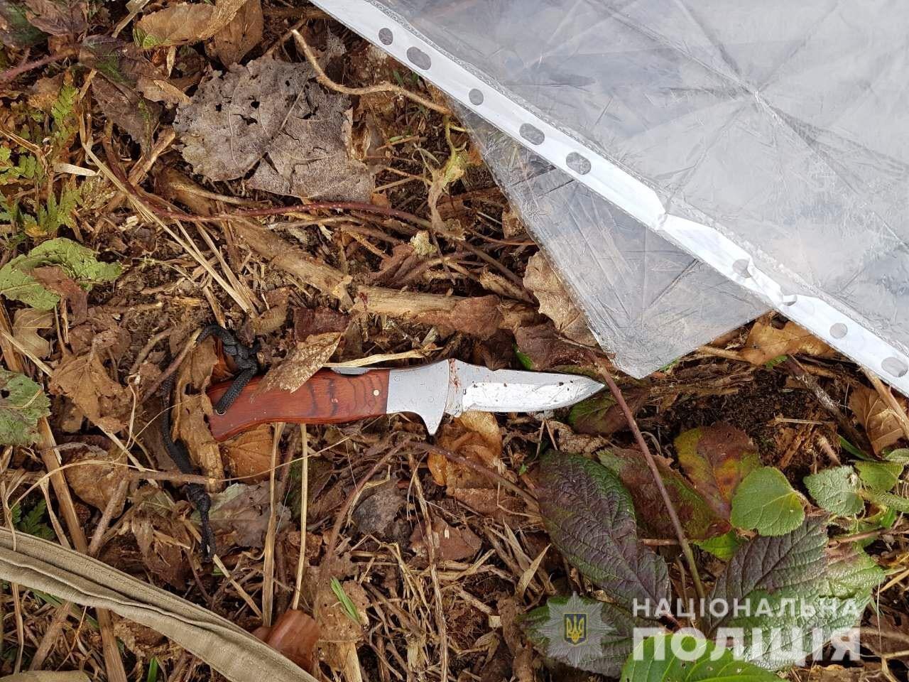 На Рахівщині поліція затримала браконьєрів із незаконною зброєю (ФОТО), фото-2