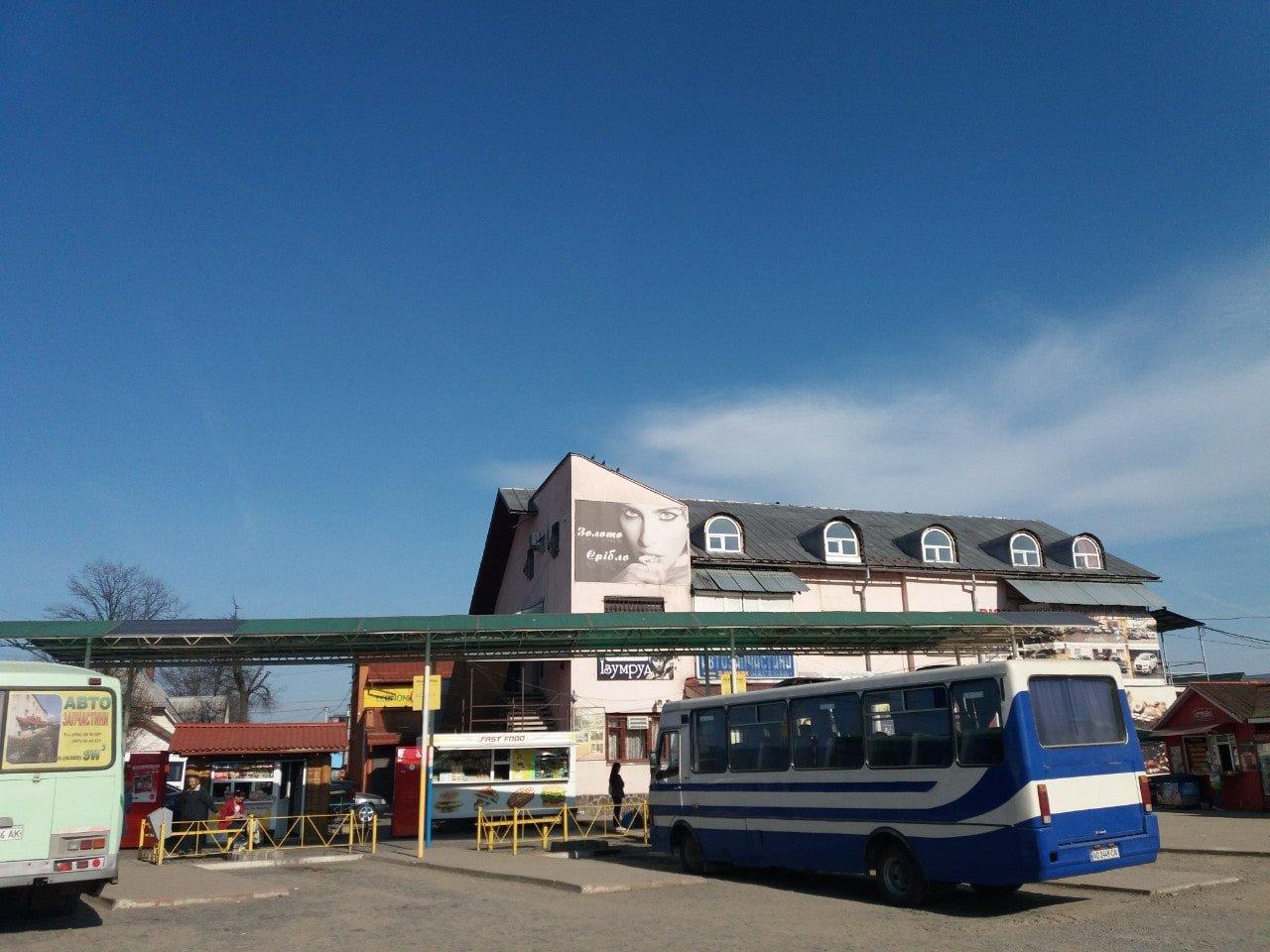 Закарпатські автостанції долучились до загальнообласного прибирання та облагородили усі свої території (ФОТО), фото-1