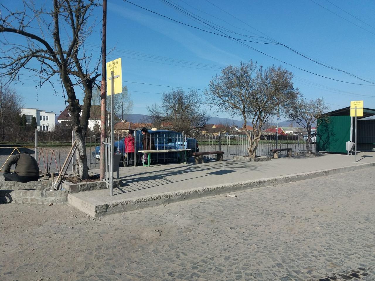 Закарпатські автостанції долучились до загальнообласного прибирання та облагородили усі свої території (ФОТО), фото-6
