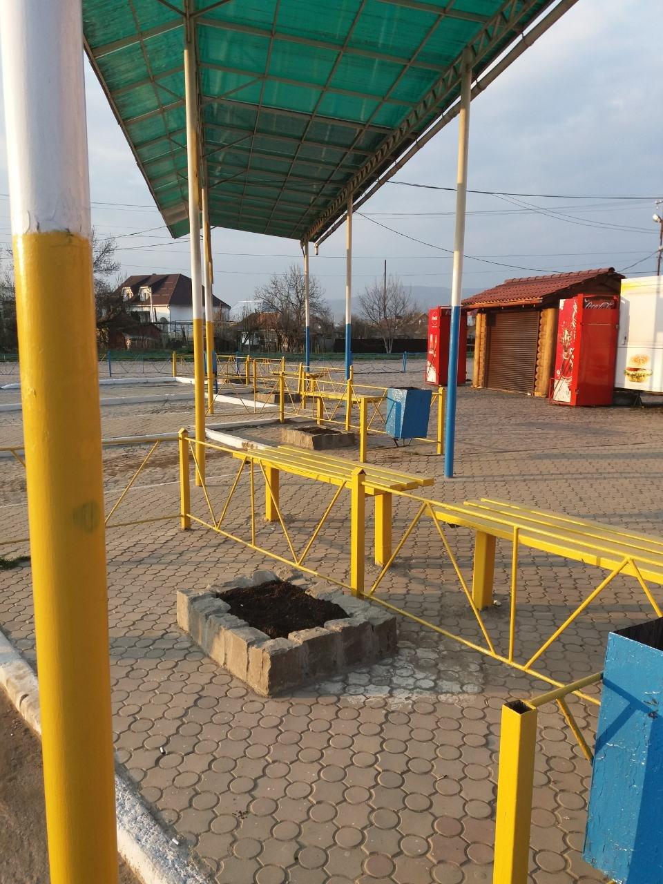 Закарпатські автостанції долучились до загальнообласного прибирання та облагородили усі свої території (ФОТО), фото-5