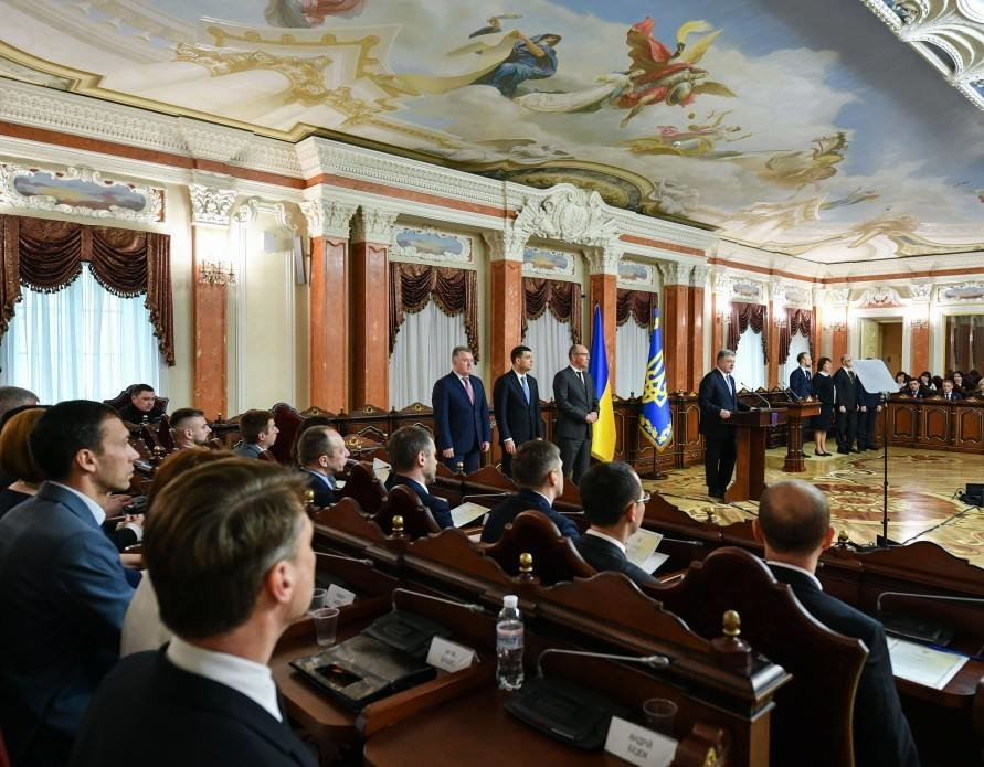 Президент дав старт функціонуванню в Україні Антикорупційного суду (ФОТО), фото-1