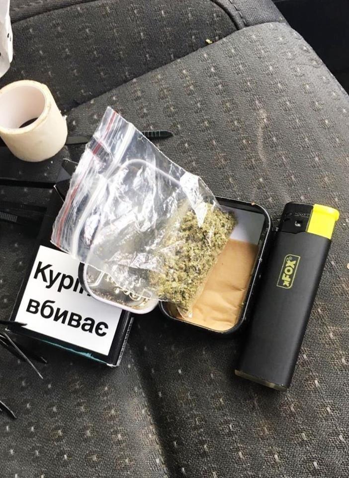 """Через КПП """"Тиса"""" угорець намагався провезти наркотики - спрацював службовий собака (ФОТО), фото-3"""