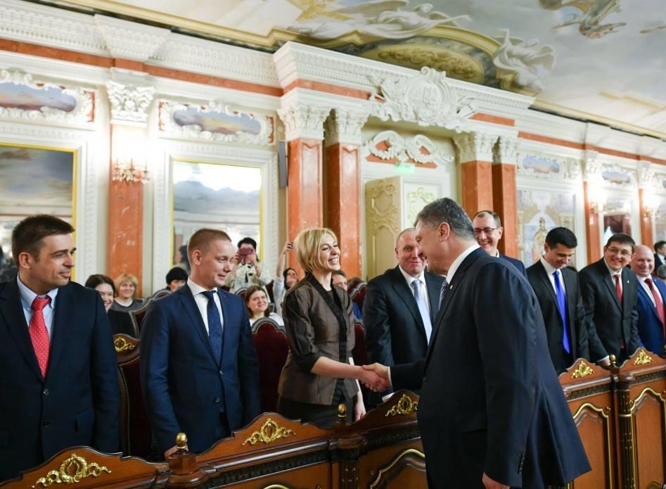 Президент дав старт функціонуванню в Україні Антикорупційного суду (ФОТО), фото-2