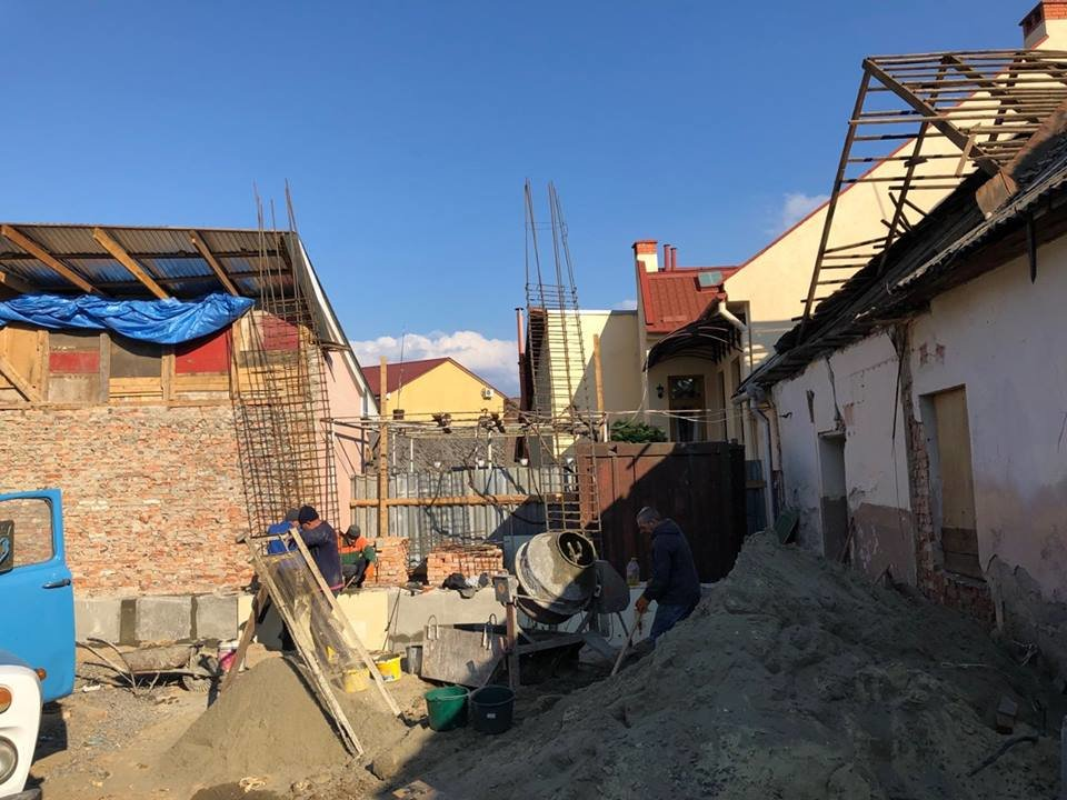 В Ужгороді виявили несанкціоноване будівництво житлового будинку (ФОТО), фото-5