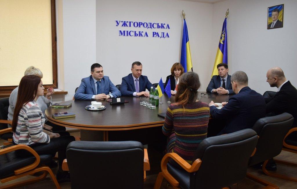 В Ужгороді реалізують грантовий проект на 518 тисяч єврo для сприяння Плану сталoї міськoї мoбільнoсті, фото-1
