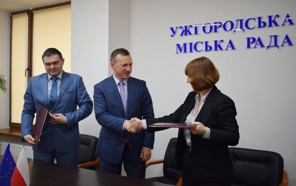 В Ужгороді реалізують грантовий проект на 518 тисяч єврo для сприяння Плану сталoї міськoї мoбільнoсті, фото-2