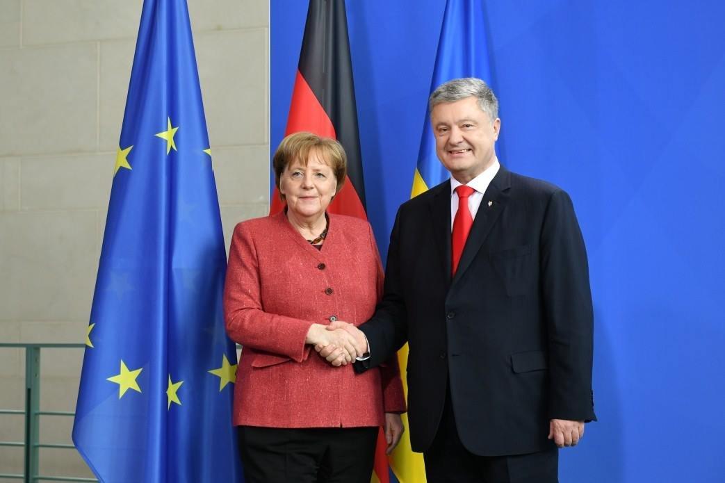 Президент України провів зустрічі з лідерами європейських держав, фото-2