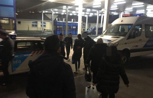 Угорська поліція арештувала закарпатця за контрабанду людей (ФОТО, ВІДЕО), фото-2
